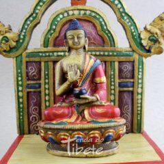 Estatua Amoghasiddhi